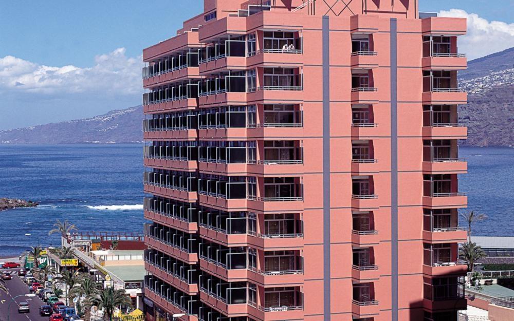 Senior 55+ Kanárské ostrovy-Tenerife-Checkin Concordia Playa 4*