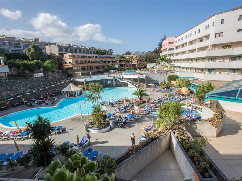 Gran hotel turquesa playa puerto de la cruz canariatravel - Turquesa playa puerto de la cruz ...